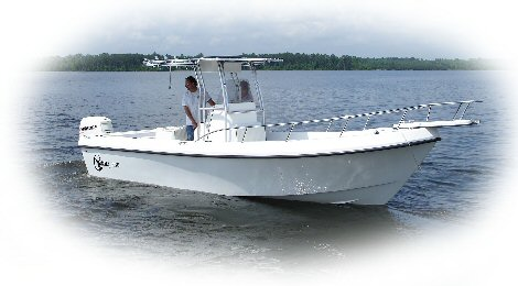C-Hawk 235 Center Console Tournament