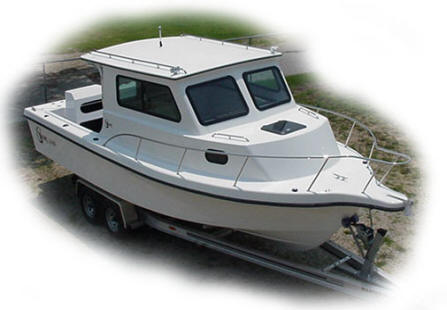 C-Hawk Boats 25XL
