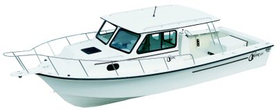 C-Hawk Boats 29 Cabin