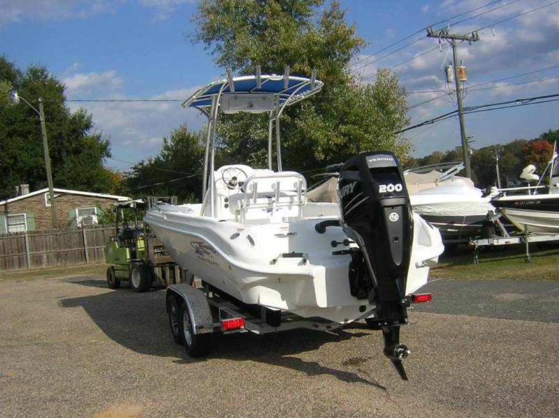 2017 Glasstream 240